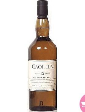 Caol Ila 12 Year Old Islay Single Malt Scotch - 750ml