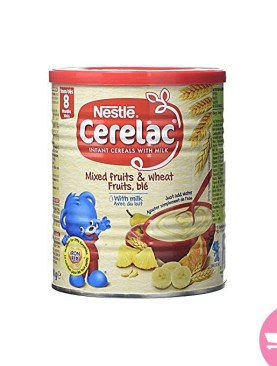 400Gm Amazon Baby Cerealc Fruits