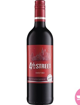 4th Street - Natural Sweet Red - 750ml