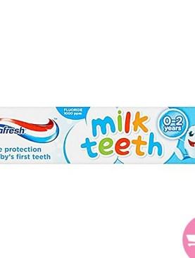 Aquafresh Milk Teeth Tooth Paste - 50ml ACORN