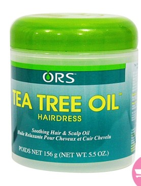 Organic tea tree oil hairfood -156gm