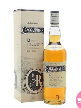 Cragganmore 12 Yo 1000ml