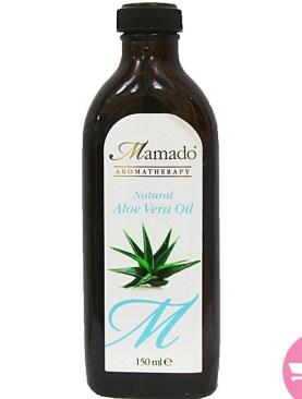Mamado aromatherapy Aloe Vera Oil -150Ml