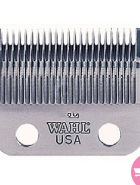 WAHL 1006- 400 - 2-Hole Taper bladeset - Silver