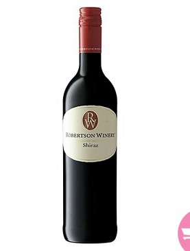 Robertson Shiraz Dry Red Wine - 750ml