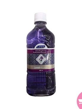 Lafresh lavender spa massage Oil- 500ml