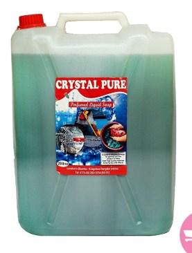 Crystal Pure Perfumed Liquid Soap - 20 Litres