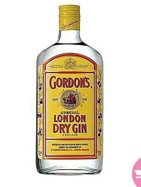 Gordon's Dry Gin - 750ml