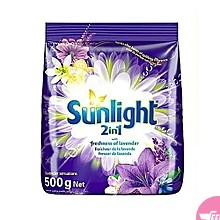 Sunlight Handwash Powder Lavender Sensations - 500g