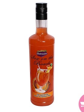 Sex on the beach - 700ml, Non-Alcoholic