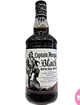 Captain Morgan Black - 750ml