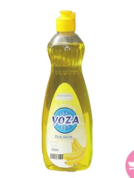 Yoza Dish Wash-Banana_550ml