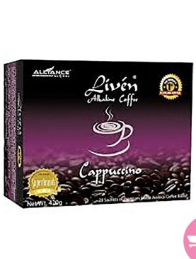 Alliance global liven coffee - Cappuccino