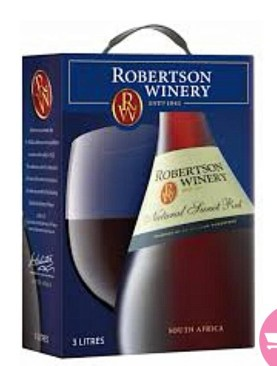 Robertson Natural Sweet Red - 3L
