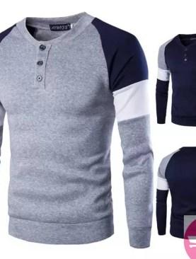 Men's long sleeve sweaters