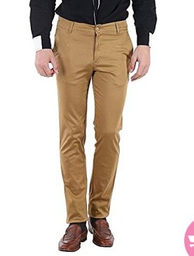 cool khaki trousers