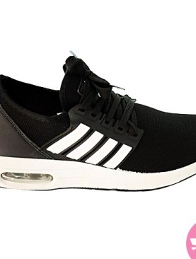 Men's Sneakers - black and white