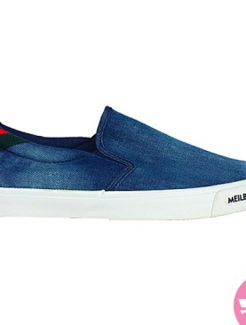 Men's meilb casual shoes- jeany blue