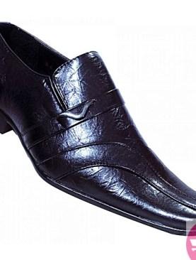 Men's gentle shoes black
