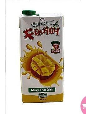 Quencher Fruity Mango Juice 1 Litre