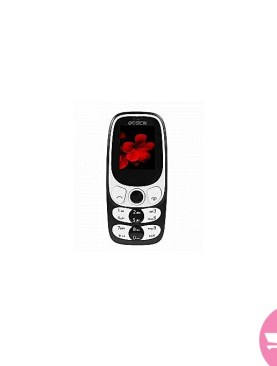 Odscn 2300 Phone odscn with 2.4'' Inches 16MB 3MP LED Flash and Dual Sim Cards - Black,White