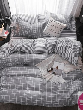 5x6 Original cotton padded duvet with two pillow cases.