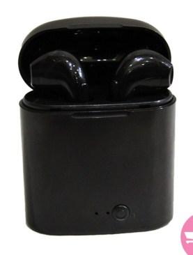 E7S Bt Pods Wireless Headsets – black