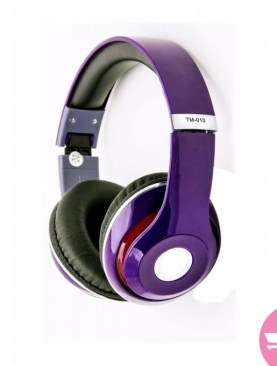 TM-010S Foldable Wireless Stereo Bluetooth 3.0 Headphone/Headset & Built-in Mic - Color May Vary