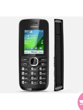 Full Body Housing For Nokia 111 - Black