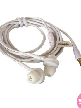 Dr. Lee Earphone - White