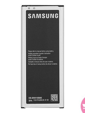 Original Samsung Galaxy Note 4 battery-white