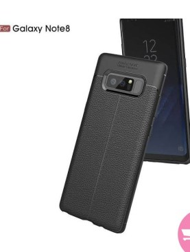 Samsung note 8 auto focus soft case black