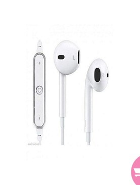 Wireless Bluetooth Headsets - White