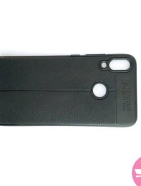 Tecno Camon 11 Phone Back Cover - Black