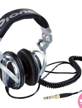 Pioneer HDJ-1000 Professional DJ Headphones - Silver,Black.