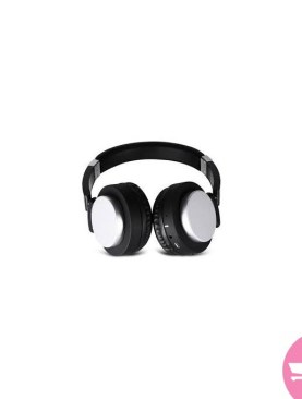Super Bass Headphones (SY- BT1603) - Silver,Black