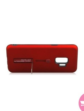 SHARE THIS PRODUCT Shock Proof Hybrid Case for Samsung S9 + plus - Red