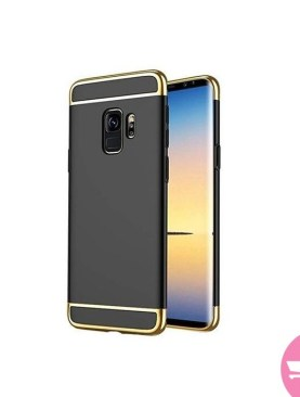 Shockproof Case Cover for Samsung Galaxy S9 Plus(not for s9) - Black
