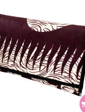 Fabric IPAD Case - Brown