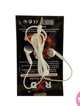 RXD Original Earphones - White
