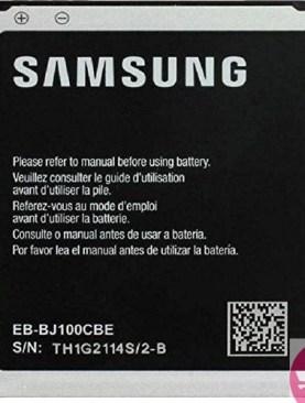 Original Samsung Battery for Samsung Galaxy J1, Galaxy J1 4G, Galaxy J1 Duos, SM-J100