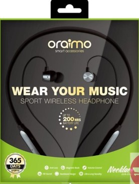SHARE THIS PRODUCT Oraimo OEB-E54D Wireless Bluetooth Headphones