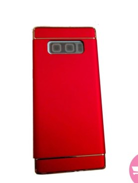 Thin Hard Case Cover for Galaxy Note 8 - Red