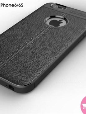 Auto Focus Back Case For iPhone 6/6s - Black