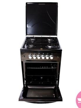 GL- General C5040G-B - 50*50 All Gas Upright Ovens - Black