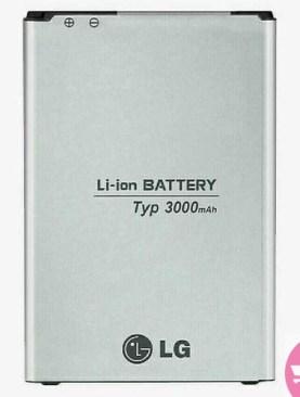 LG 3 Original Battery