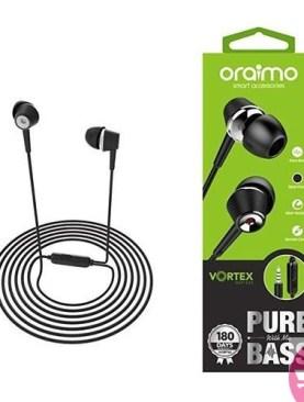 Halo - OEP-E23 - Half In-Ear Head Phones - Black
