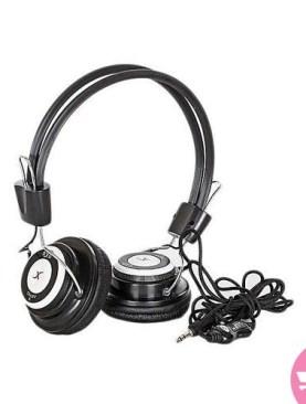 Original RXD Super Bass - Stereo headphones - Black