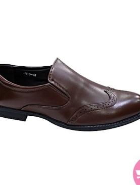 Men's oxford tassel shoes - brown