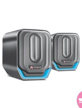 Audionic Octane U-20 High power computer Laptop Mobile Speaker - Black